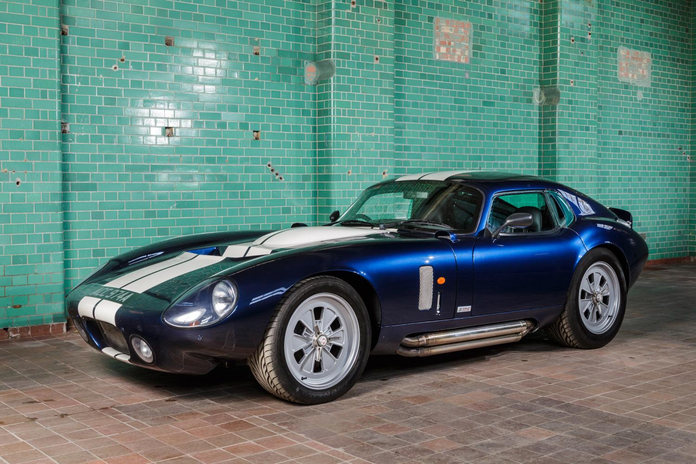2005 Shelby Daytona Cobra » Pendine Historic Cars