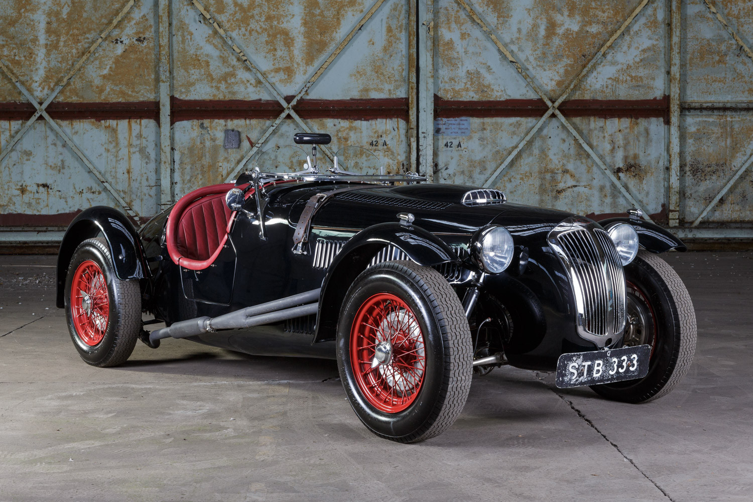 Frazer Nash Le Mans Rep » Pendine Historic Cars