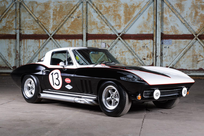 1965 Chevrolet Corvette Stingray » Pendine Historic Cars