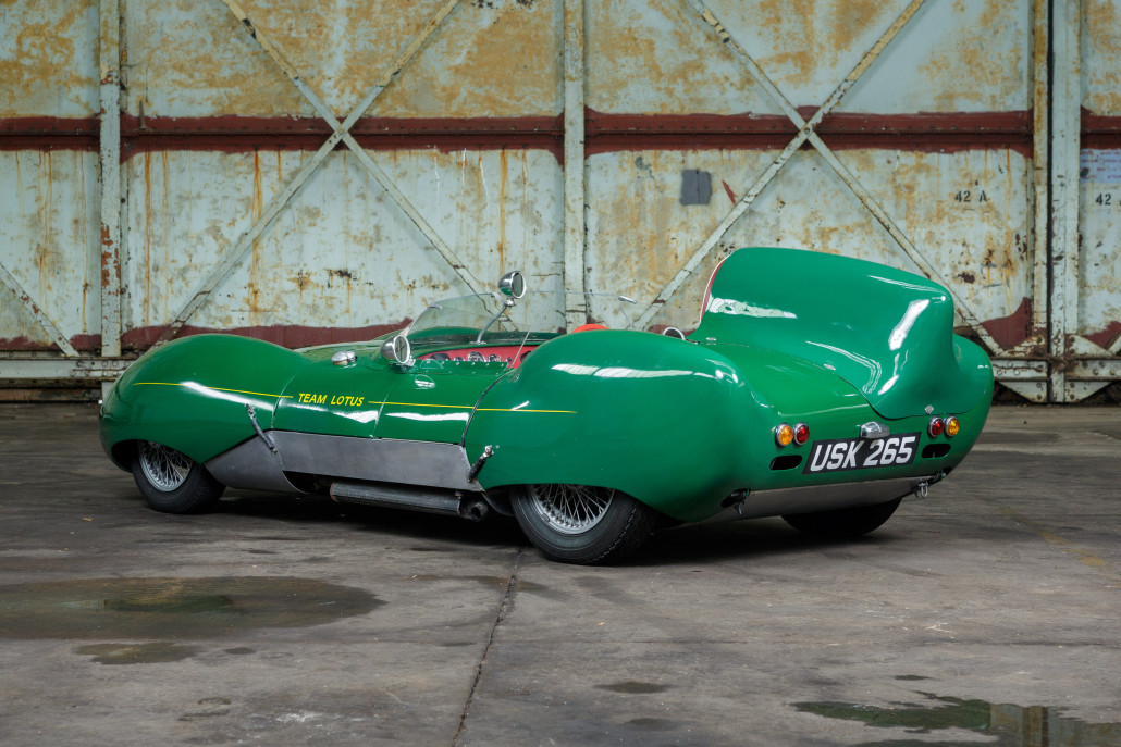 1958 Lotus Eleven » Pendine Historic Cars