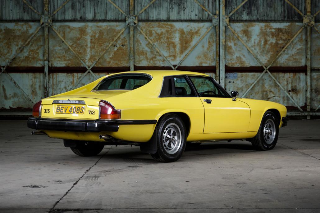 1977 Jaguar XJS » Pendine Historic Cars