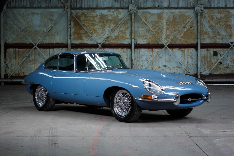 1964 jaguar e type pendine historic cars. Black Bedroom Furniture Sets. Home Design Ideas