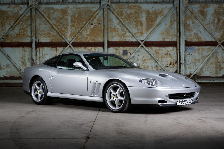 2000 Ferrari 550 Maranello Pendine Historic Cars