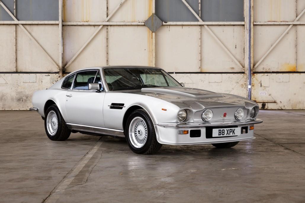 Aston Martin Newport Pagnell >> 1985 Aston Martin V8 Vantage XPack » Pendine Historic Cars