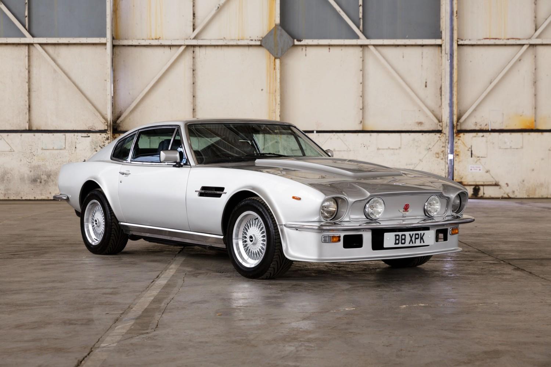 1985 Aston Martin V8 Vantage Xpack Pendine Historic Cars