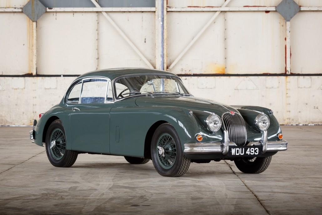 1957 Jaguar XK150 » Pendine Historic Cars