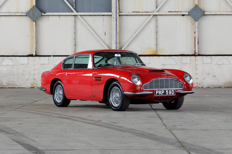 1966 Aston Martin Db6 Vantage Pendine Historic Cars