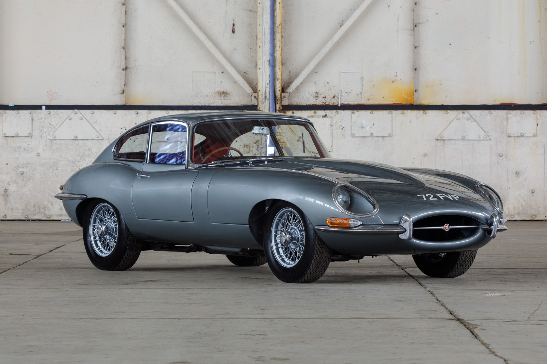 1967 Jaguar E Type Original Rhd