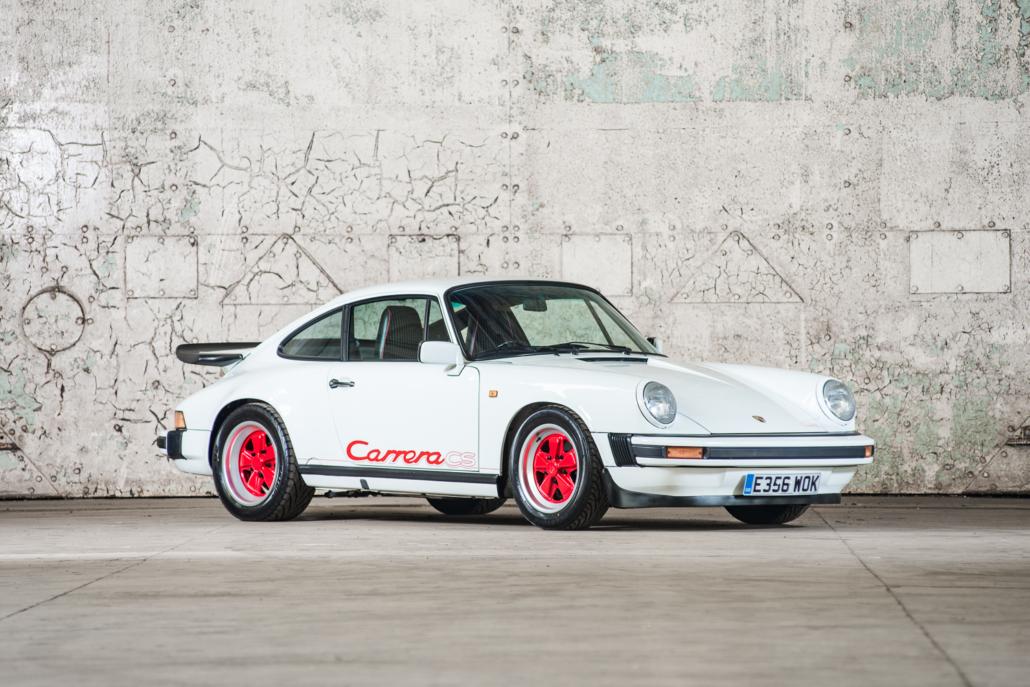 1988年 ポルシェ 911 クラブス ポーツ