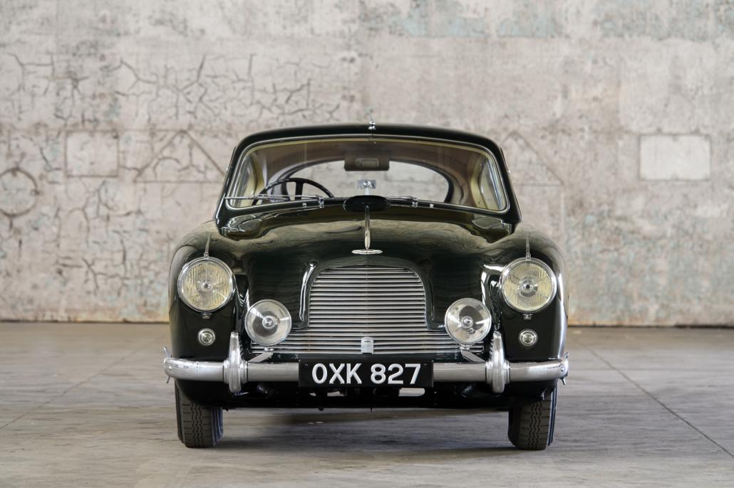 1954 Aston Martin DB2/4 » Pendine Historic Cars