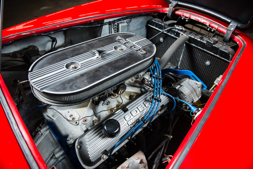 フォード 259 エンジン