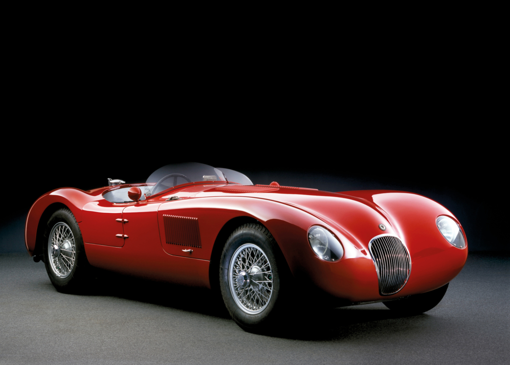 Cars That Start With C >> 1952 Jaguar C Type Pendine Historic Cars